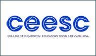 Logo Col·legi d'Educadors i Educadores Socials de Catalunya