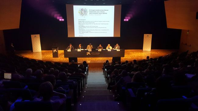 6è Congrés Català de Salut Mental