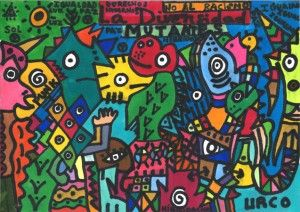 Obra finalista de la 6a edició del Premi Xarxart