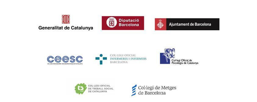 Logos suport jornada postcongrés